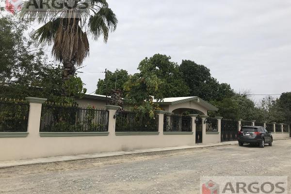 Foto de casa en venta en  , el tepehuaje, cadereyta jiménez, nuevo león, 12832395 No. 02
