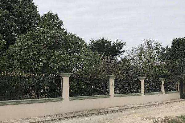 Foto de casa en venta en  , el tepehuaje, cadereyta jiménez, nuevo león, 12832395 No. 12