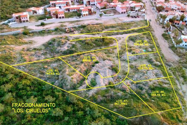 Foto de terreno habitacional en venta en  , el tezal, los cabos, baja california sur, 13351579 No. 03