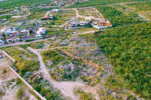 Foto de terreno habitacional en venta en  , el tezal, los cabos, baja california sur, 13351579 No. 06