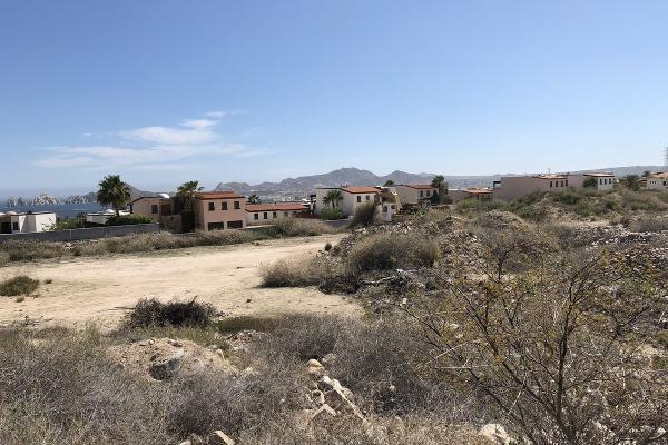 Foto de terreno habitacional en venta en  , el tezal, los cabos, baja california sur, 5398422 No. 01