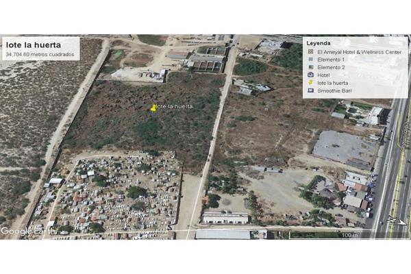Foto de terreno habitacional en venta en  , el tezal, los cabos, baja california sur, 7480020 No. 04
