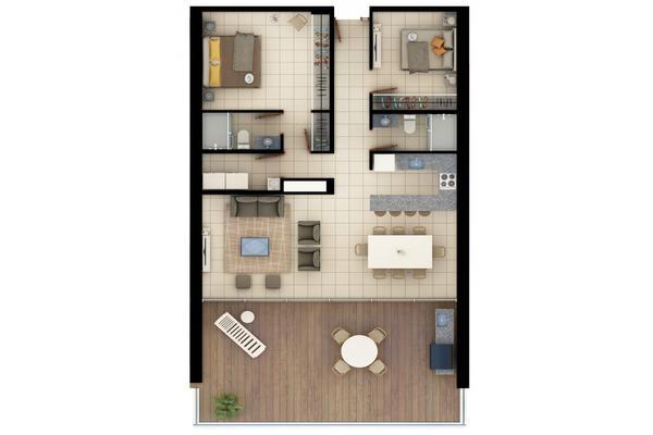 Foto de casa en venta en  , el tezal, los cabos, baja california sur, 9304141 No. 17