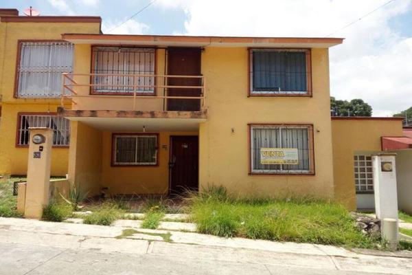 Foto de casa en venta en  , el trébol, córdoba, veracruz de ignacio de la llave, 5351689 No. 01