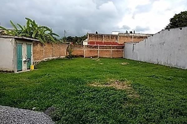 Foto de terreno habitacional en venta en  , el tr?bol ctm, ixtaczoquitl?n, veracruz de ignacio de la llave, 3225278 No. 01