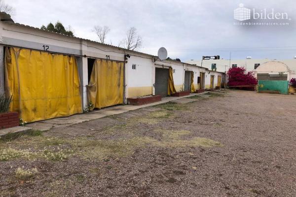 Foto de edificio en venta en  , el tunal, durango, durango, 13049896 No. 02