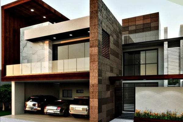 Foto de casa en venta en  , el uro, monterrey, nuevo león, 10214561 No. 01