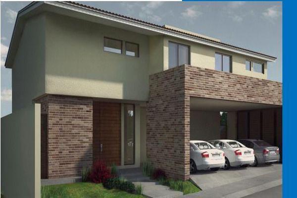 Foto de casa en venta en  , el uro, monterrey, nuevo león, 7908880 No. 01