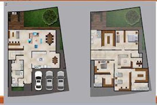 Foto de casa en venta en  , el uro, monterrey, nuevo león, 7956368 No. 01