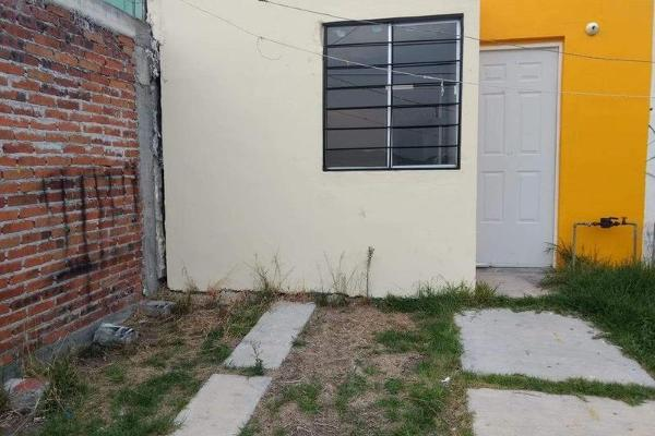 Foto de casa en venta en  , el valle, morelia, michoacán de ocampo, 8073841 No. 01