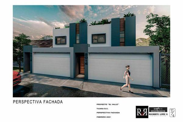 Foto de casa en venta en  , el valle, tijuana, baja california, 0 No. 02