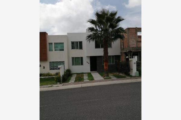 Foto de casa en venta en el vergel 2200, el vergel fase i, querétaro, querétaro, 8856206 No. 01