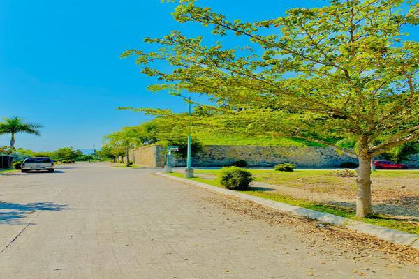 Foto de terreno habitacional en venta en el vizcaíno , colinas de santa fe, colima, colima, 17171566 No. 08