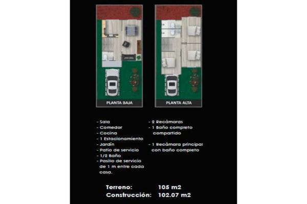 Foto de casa en venta en  , el volcán, tulancingo de bravo, hidalgo, 20217994 No. 03