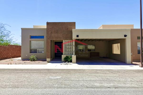 Foto de casa en venta en elbrus 18, monterosa residencial, hermosillo, sonora, 20472764 No. 01