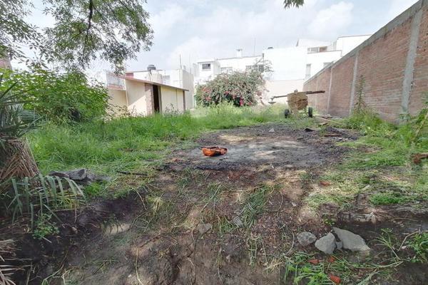 Foto de terreno habitacional en venta en eliza 100, ciudad satélite, naucalpan de juárez, méxico, 19844558 No. 03