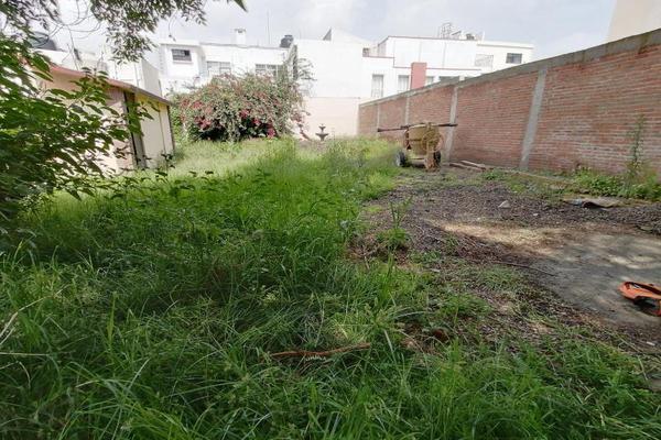 Foto de terreno habitacional en venta en eliza 100, ciudad satélite, naucalpan de juárez, méxico, 19844558 No. 04