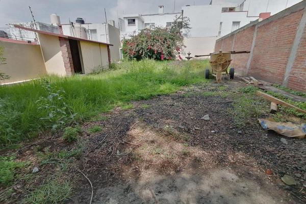 Foto de terreno habitacional en venta en eliza 100, ciudad satélite, naucalpan de juárez, méxico, 19844558 No. 05
