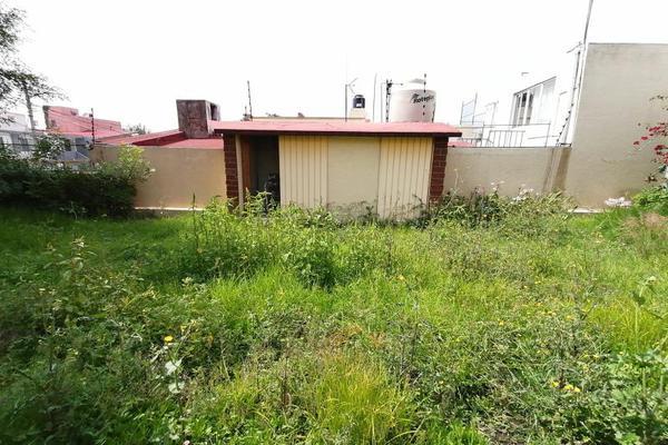 Foto de terreno habitacional en venta en eliza 100, ciudad satélite, naucalpan de juárez, méxico, 19844558 No. 07