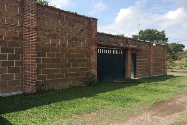 Foto de casa en venta en elpidio jhael 12, centro vacacional oaxtepec, yautepec, morelos, 15214519 No. 01