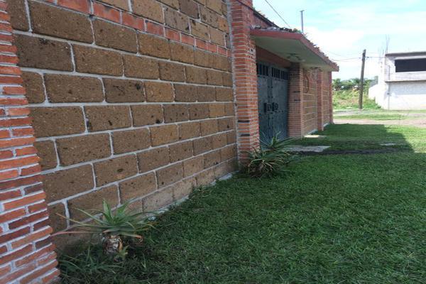 Foto de casa en venta en elpidio jhael 12, centro vacacional oaxtepec, yautepec, morelos, 15214519 No. 13