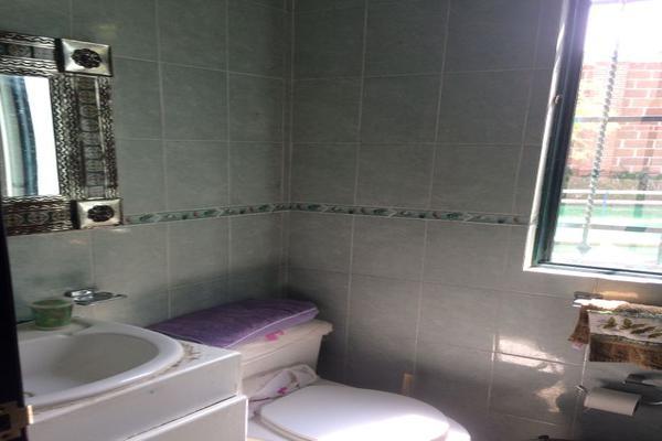 Foto de casa en venta en elpidio jhael 12, centro vacacional oaxtepec, yautepec, morelos, 15214519 No. 16