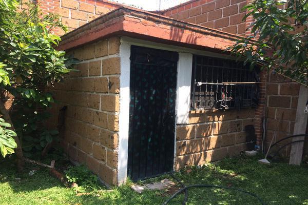 Foto de casa en venta en elpidio jhael 12, centro vacacional oaxtepec, yautepec, morelos, 15214519 No. 29