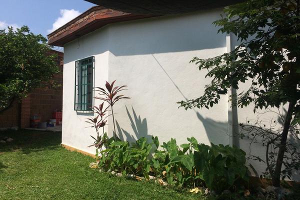 Foto de casa en venta en elpidio jhael 12, centro vacacional oaxtepec, yautepec, morelos, 15214519 No. 30