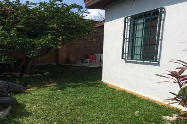 Foto de casa en venta en elpidio jhael 12, centro vacacional oaxtepec, yautepec, morelos, 15214519 No. 31
