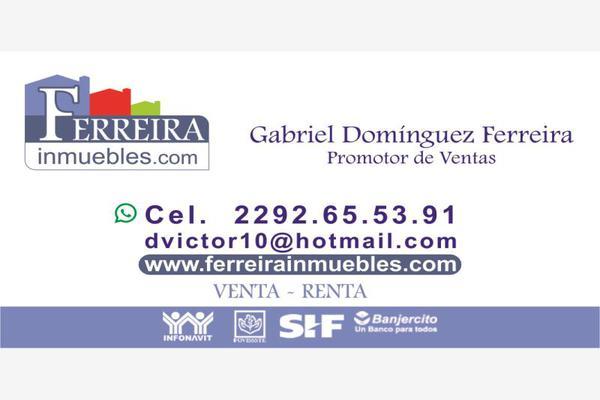 Foto de terreno habitacional en venta en emiliano zapata 100, lombardo toledano, veracruz, veracruz de ignacio de la llave, 0 No. 07