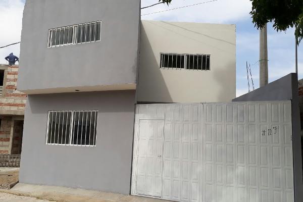 Foto de casa en venta en emiliano zapata 104, la trinidad tepehitec, tlaxcala, tlaxcala, 5890539 No. 01
