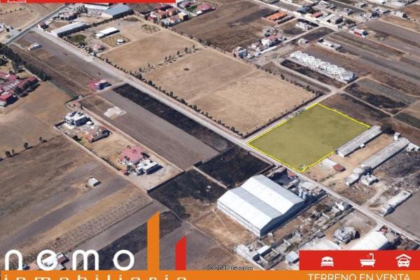 Foto de terreno habitacional en venta en emiliano zapata 1132, san antonio cacalotepec, san andrés cholula, puebla, 8852424 No. 02