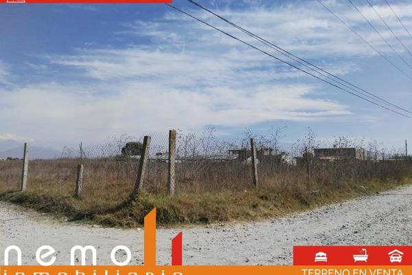 Foto de terreno habitacional en venta en emiliano zapata 1132, san antonio cacalotepec, san andrés cholula, puebla, 8852424 No. 03