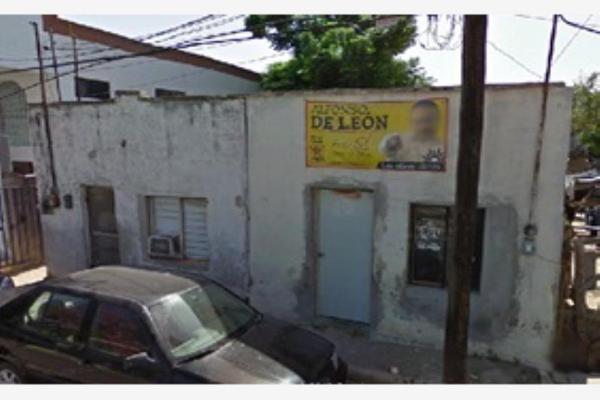Foto de terreno habitacional en venta en emiliano zapata 555, ferrocarril zona centro, reynosa, tamaulipas, 5390390 No. 01