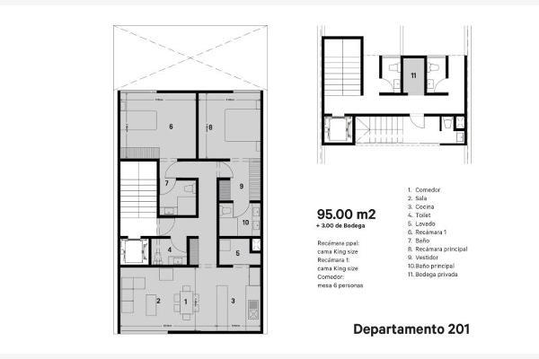 Foto de departamento en venta en emiliano zapata 61, portales norte, benito juárez, df / cdmx, 8840959 No. 03