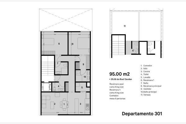 Foto de departamento en venta en emiliano zapata 61, portales norte, benito juárez, df / cdmx, 8843867 No. 03