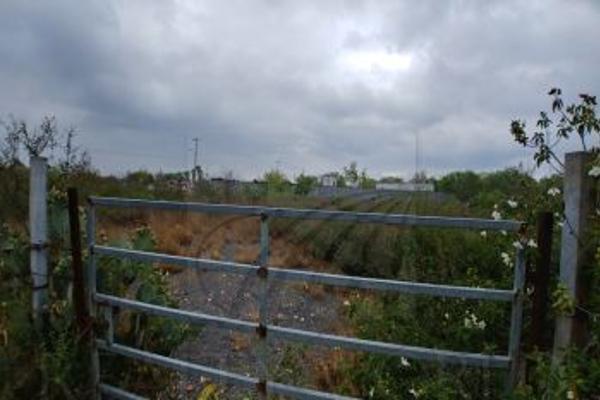 Foto de terreno habitacional en venta en  , emiliano zapata, ciénega de flores, nuevo león, 5300668 No. 01