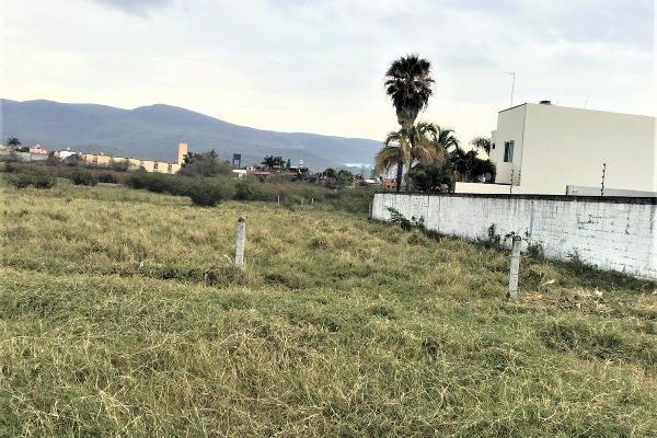 Foto de terreno habitacional en renta en  , emiliano zapata, cuernavaca, morelos, 12218009 No. 01