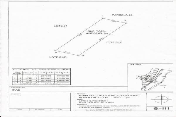Foto de terreno habitacional en venta en emiliano zapata , emiliano zapata, felipe carrillo puerto, quintana roo, 9261323 No. 01