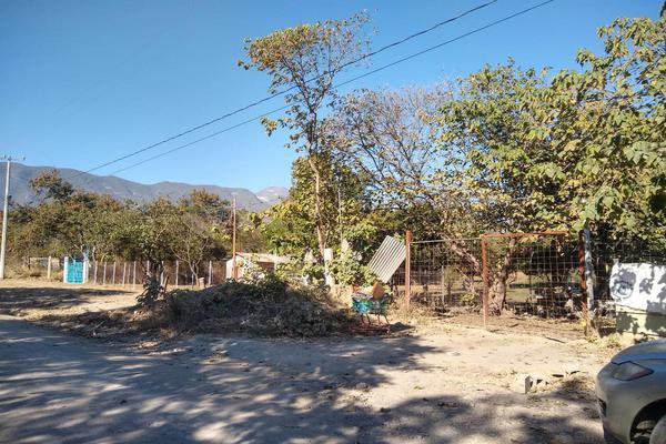 Foto de terreno habitacional en venta en  , emiliano zapata (fomerrey 18), guadalupe, nuevo león, 18741635 No. 01