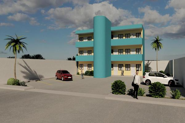 Foto de departamento en venta en emiliano zapata , hipódromo, ciudad madero, tamaulipas, 14958609 No. 02