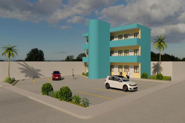 Foto de departamento en venta en emiliano zapata , hipódromo, ciudad madero, tamaulipas, 14958609 No. 03