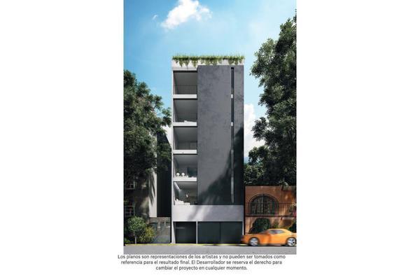 Foto de departamento en venta en emiliano zapata , portales norte, benito juárez, df / cdmx, 8825608 No. 01
