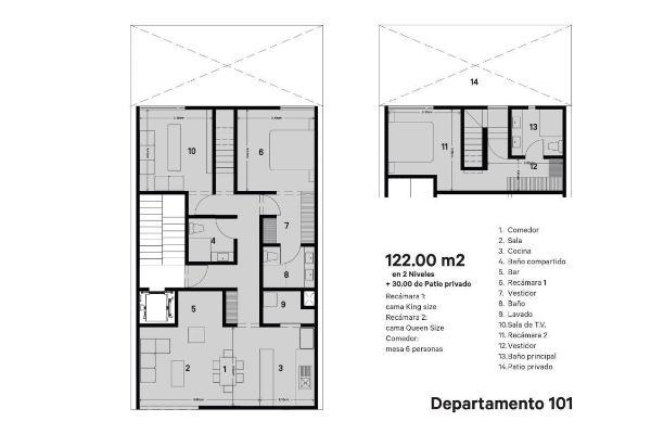 Foto de departamento en venta en emiliano zapata , portales norte, benito juárez, df / cdmx, 8825608 No. 08