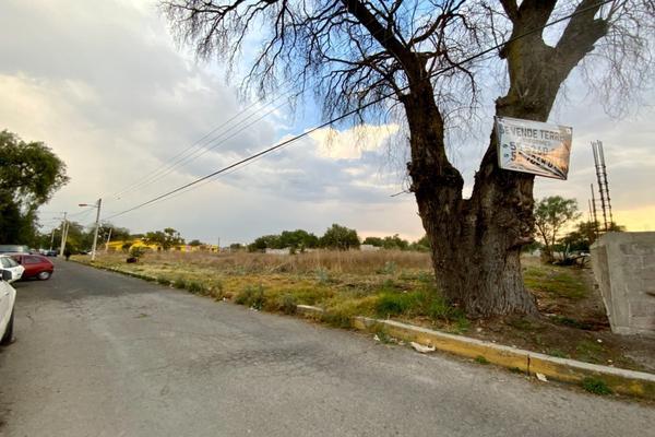 Foto de terreno comercial en venta en emiliano zapata , san andrés jaltenco, jaltenco, méxico, 18593919 No. 01