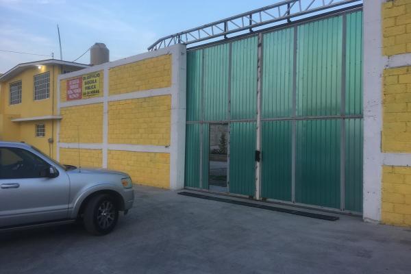 Foto de nave industrial en renta en mexiko, méxico, 52104, san mateo atenco, barrio san miguel, avenida francisco i. madero , san miguel, san mateo atenco, méxico, 5373557 No. 01