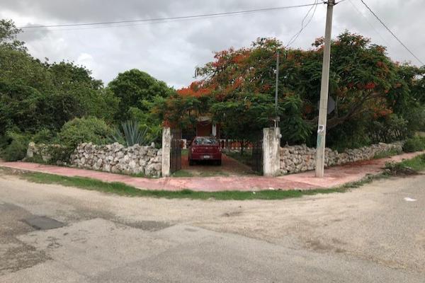 Foto de casa en venta en  , emiliano zapata sur iii, mérida, yucatán, 5424368 No. 01