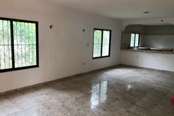Foto de casa en venta en  , emiliano zapata sur iii, mérida, yucatán, 5424368 No. 04
