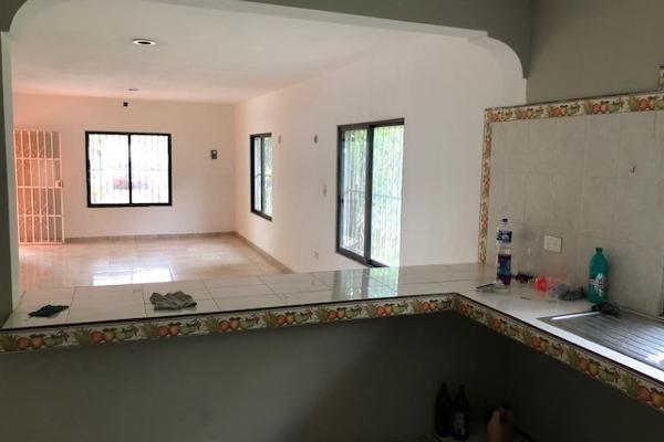 Foto de casa en venta en  , emiliano zapata sur iii, mérida, yucatán, 5424368 No. 05