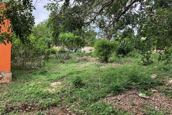 Foto de casa en venta en  , emiliano zapata sur iii, mérida, yucatán, 5424368 No. 10